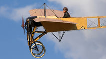 - - Private Bleriot XI aircraft