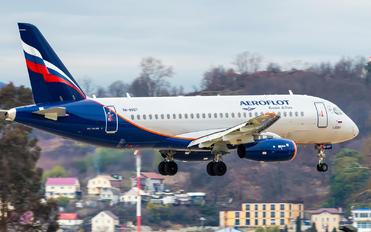 RA-89127 - Aeroflot Sukhoi Superjet 100