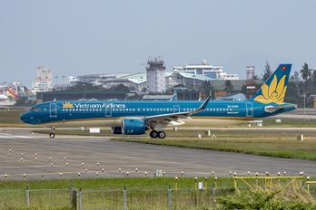 VN-A508 - Vietnam Airlines Airbus A321 NEO