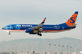 N815SY - Sun Country Airlines Boeing 737-800