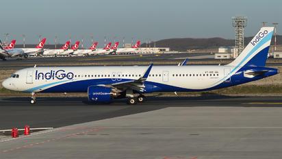 VT-IUC - IndiGo Airbus A321 NEO