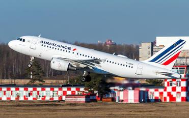 F-GRHF - Air France Airbus A319