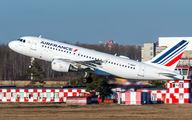 F-GRHF - Air France Airbus A319 aircraft