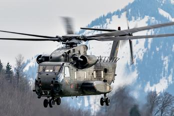 84+47 - Germany - Army Sikorsky CH-53G Sea Stallion