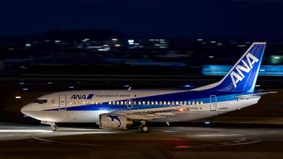 JA8595 - ANA - All Nippon Airways Boeing 737-500