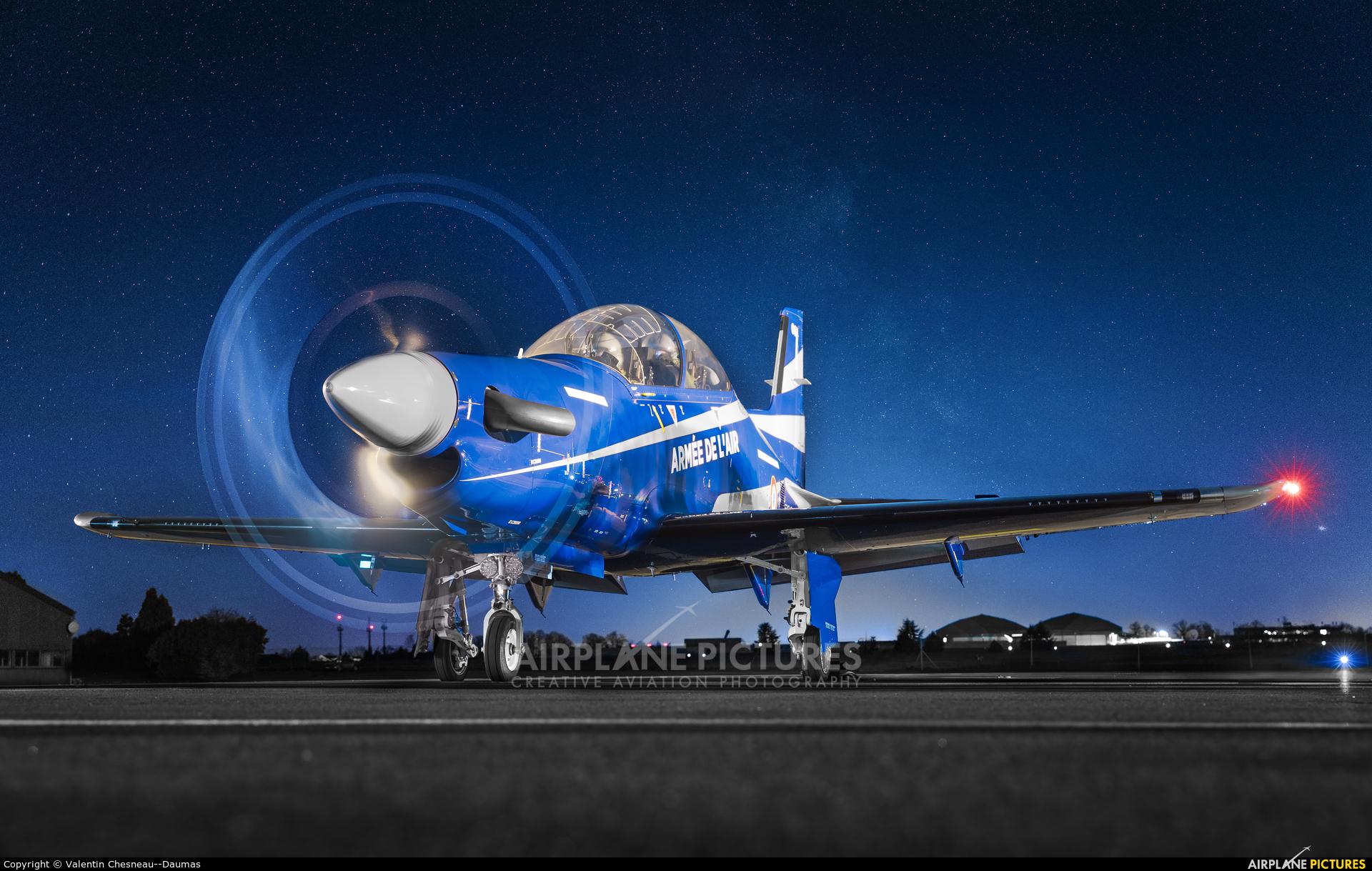 France - Air Force 709FO aircraft at