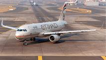A6-EIS - Etihad Airways Airbus A320 aircraft