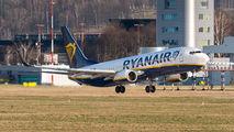 EI-EFD - Ryanair Boeing 737-800 aircraft