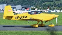 OE-ASM - Private Vans RV-7A aircraft