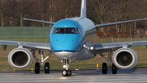 PH-EZK - KLM Cityhopper Embraer ERJ-190 (190-100) aircraft