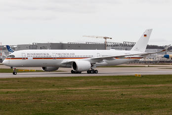 F-WZFF - Germany - Air Force Airbus A350-900