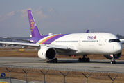 HS-THJ - Thai Airways Airbus A350-900 aircraft