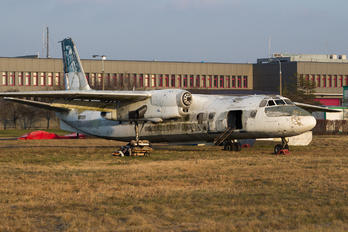 SP-LTA - LOT - Polish Airlines Antonov An-24