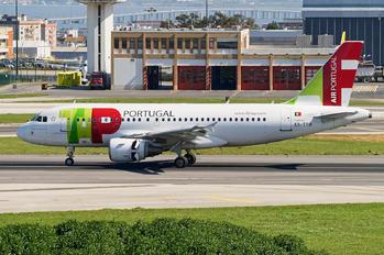 CS-TTU - TAP Portugal Airbus A319