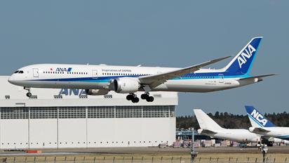 JA900A - ANA - All Nippon Airways Boeing 787-10 Dreamliner