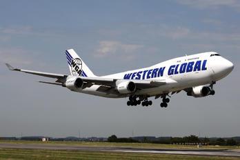 N356KD - Western Global Airlines Boeing 747-400F, ERF