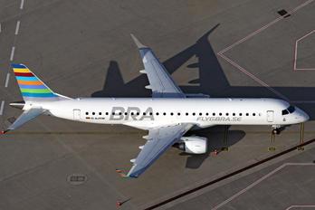 D-AJHW - Braathens Regional Embraer ERJ-190 (190-100)