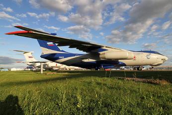 RF-76529 - Gromov Flight Research Institute Ilyushin Il-76 (all models)