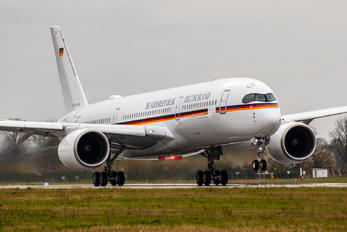 GAF10+03 - Germany - Air Force Airbus A350-900