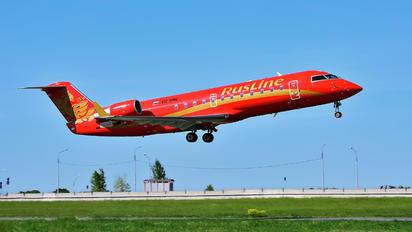 VQ-BNE - Rusline Canadair CL-600 CRJ-100