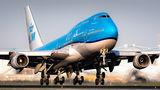 KLM Boeing 747-400 PH-BFW at Amsterdam - Schiphol airport