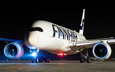 OH-LWP - Finnair Airbus A350-900
