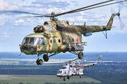58 - Russia - Navy Mil Mi-8MT aircraft