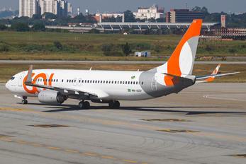 PR-GZV - GOL Transportes Aéreos  Boeing 737-800