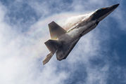 - - USA - Air Force Lockheed Martin F-22A Raptor aircraft