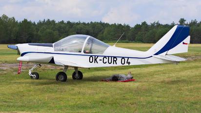 OK-CUR 04 - Private Evektor-Aerotechnik P-220 Koala