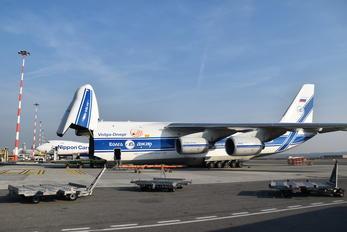 RA-82081 - Volga Dnepr Airlines Antonov An-124