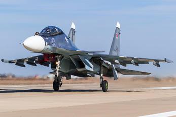 RF-33786 - Russia - Navy Sukhoi Su-30SM