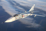 40 - Russia - Air Force Sukhoi Su-24MR aircraft