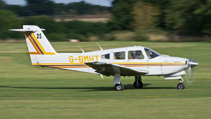 G-BMHT - Private Piper PA-28R Arrow /  RT Turbo Arrow