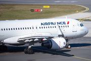 F-HEPF - Air France Airbus A320 aircraft