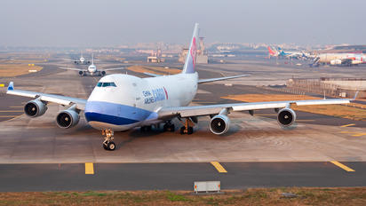 B-18715 - China Airlines Cargo Boeing 747-400F, ERF