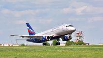 RA-89026 - Aeroflot Sukhoi Superjet 100LR aircraft