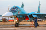 27 - Russia - Air Force Sukhoi Su-34 aircraft