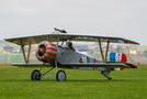 Private Nieuport 17/23 Scout OM-M300 at Kraków - Pobiednik Wielki airport
