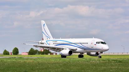RA-89020 - Gazpromavia Sukhoi Superjet 100LR