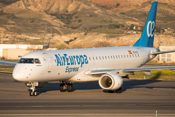 EC-KYO - Air Europa Express Embraer ERJ-195 (190-200)