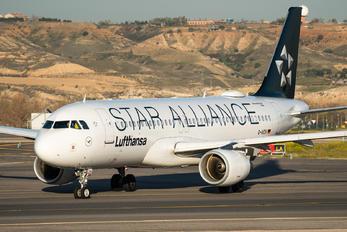D-AIZH - Lufthansa Airbus A320