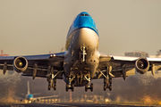 PH-BFR - KLM Boeing 747-400 aircraft