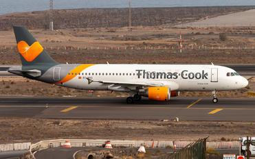 EC-MVG - Thomas Cook Balearics Airbus A320