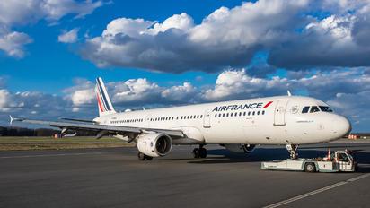 F-GMZC - Air France Airbus A321