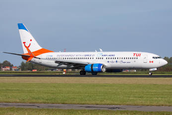 C-FTDW - TUI Airlines Netherlands Boeing 737-800