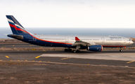 VQ-BEK - Aeroflot Airbus A330-300 aircraft