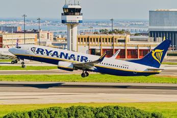 G-RUKA - Ryanair Boeing 737-800