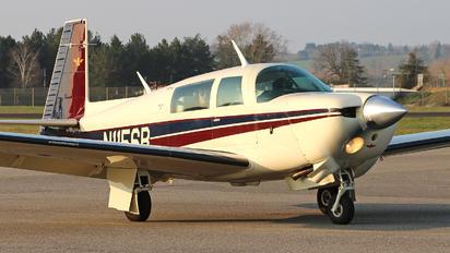 N1156B - Private Mooney M20J