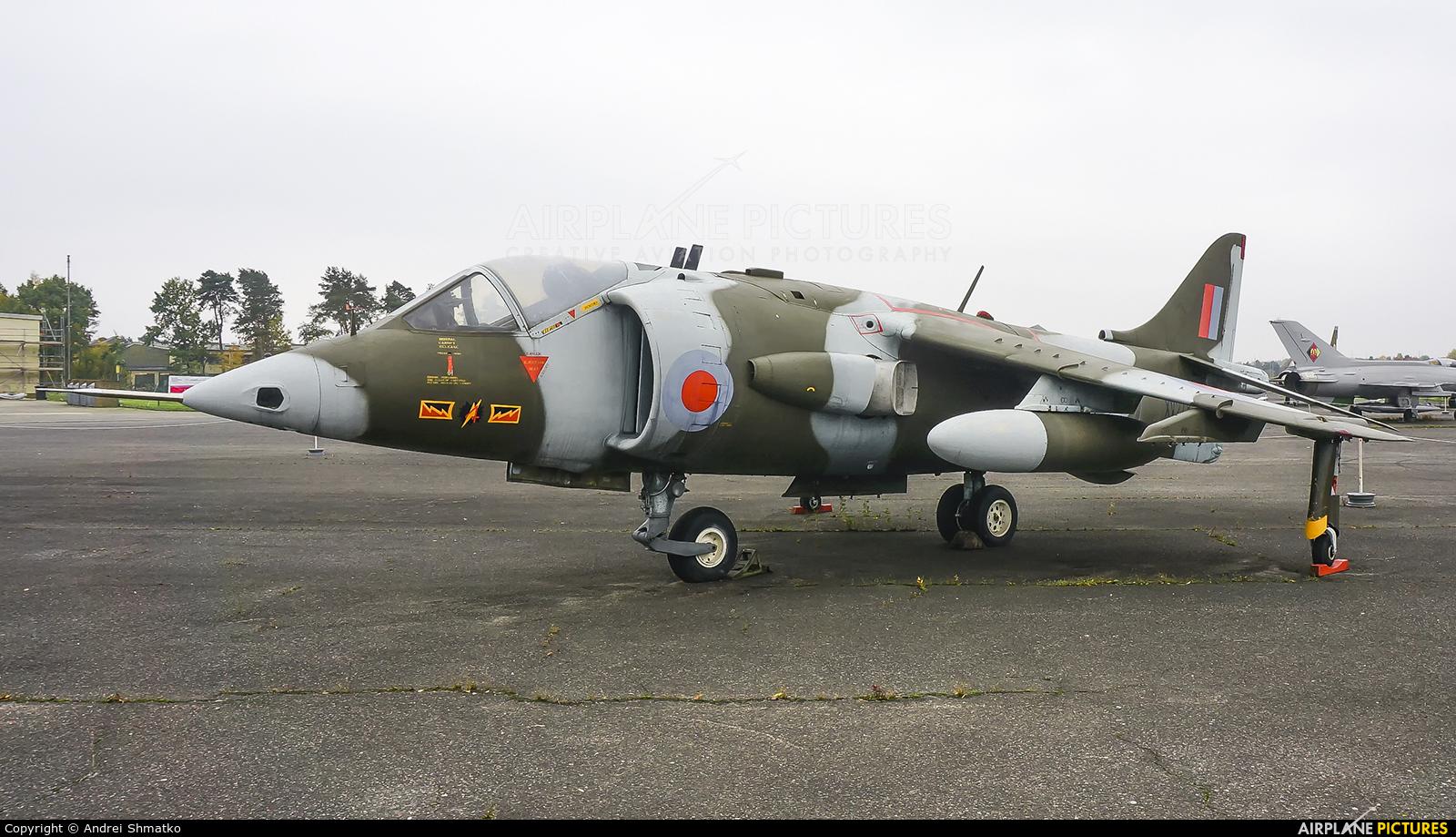 Royal Air Force XV278 aircraft at Berlin - Gatow